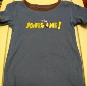 Little boy's shirt